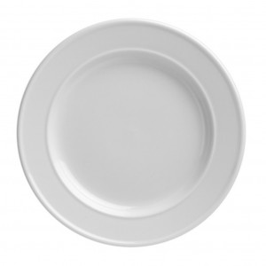 Astra Plate White D162mm x 6