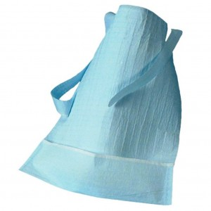 Euron Protection Blue Disposable Bib's 600