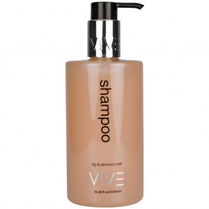 VIVE Shampoo 310ml Pump Bottle