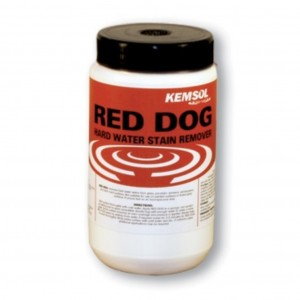 Kemsol Red Dog Hard Water Stain remover 300gm