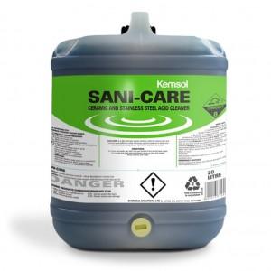 Kemsol Sani Care Ceramic & SS Cleaner 20L
