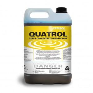 Kemsol Quatrol Disinfectant Super Concentrate 5L