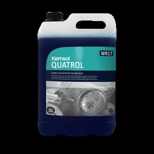 Kemsol Quatrol Disinfectant 5L DG8
