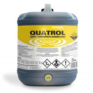 Kemsol Quatrol Disinfectant Super Concentrate 20L