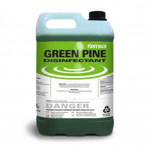 Kemsol Green Pine General Disinfectant 100 140 5L