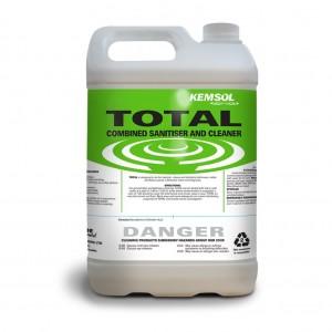 Kemsol Total Sanitiser Cleaner 5L