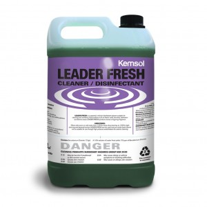 Kemsol Leader Fresh Cleaner Disinfectant 5L