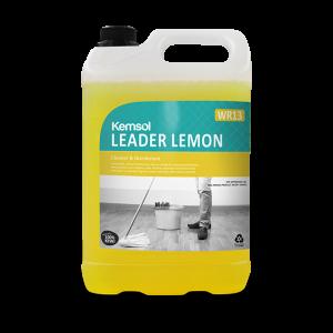 Kemsol Leader Lemon Disinfectant 5L