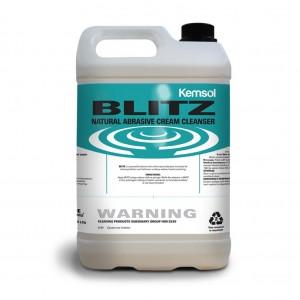 Kemsol Blitz Scouring Cream 5L