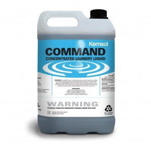 Kemsol Command Concentrated Laundry Detergent 5L