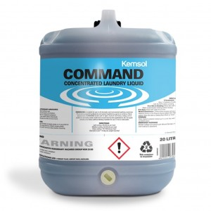 Kemsol Command Concentrated Laundry Detergent 20L