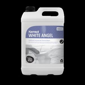 Kemsol White Angel Chlorine Bleach 5L