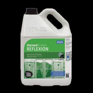 Kemsol Reflexion Green Window Cleaner 5L