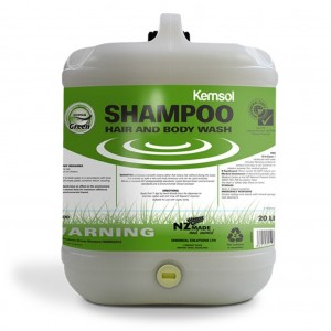 Kemsol GREEN Shampoo Hair and Body Wash 20L