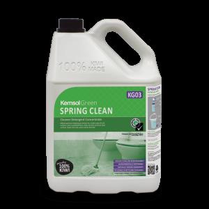 Kemsol Spring Clean Green Detergent 5L