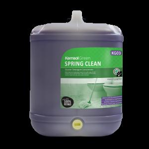 Kemsol Spring Clean Green Detergent 20L
