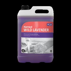 Kemsol Wild Lavender Hand Soap 5L