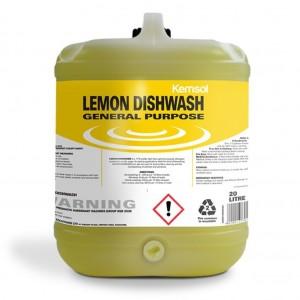 Kemsol Lemon Dishwash Detergent 20L