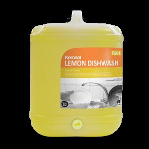 Kemsol Lemon Hand Dishwash Detergent 20L