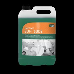 Kemsol Soft Suds Hand Dishwash 5L