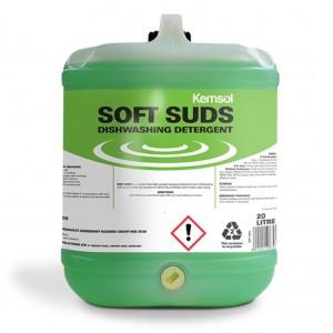Kemsol Soft Suds Hand Dishwash Detergent 20L