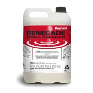Kemsol Renegade Heavy Duty Grill Cleaner 5L