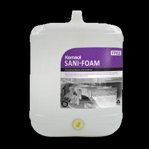 Kemsol Sani-Foam Sanitiser 20L DG8