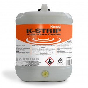 Kemsol K Strip Floor Polish Stripper pH11 20L