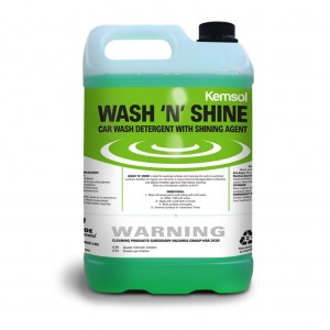 Kemsol Wash n Shine Car Wash detergent 150 1100 5L