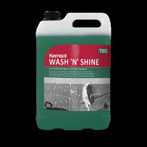 Kemsol Wash n' Shine Car Wash 5L