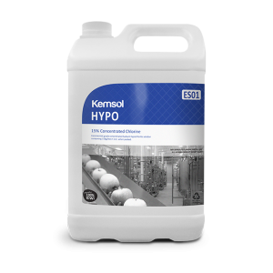 Kemsol Hypo Concentrated Chlorine 5L DG8