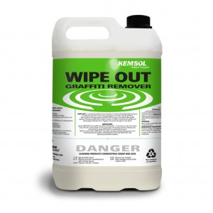 Kemsol Wipe Out Graffiti Remover 5L