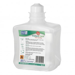 Deb InstantFOAM Hand Sanitiser 1L Cartridge