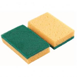 Raven Scourer Sponge Twinpack 12