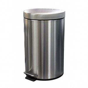 29662_12L-Round-Stainless-Steel-Pedal-Bin