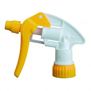 Indust. Spray Trigger Yellow 28 400