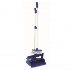 Raven Swing Upright Dustpan and Brush