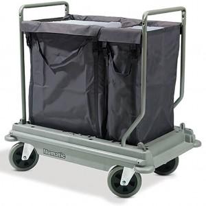 Numatic Laundry Trolley (1x200L/1x100L)