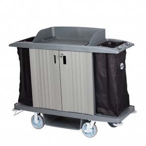 30363_Compass Housekeeping Trolley with Doors