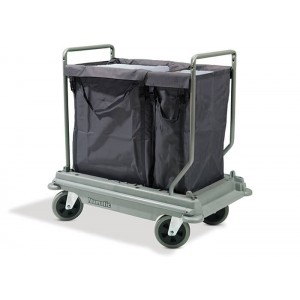 Numatic Laundry Trolley (2x100L)