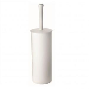 Toilet Tidy Set Fully Enclosed White