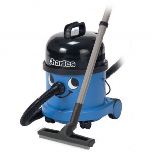 Numatic Charles 15L Wet & Dry Vac 32mm Kit Blue