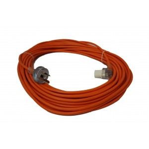 Replacement Vacuum Lead 20m 3 Core 1mm