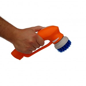 IPBC Battery Powered Cleaning Brush Kit