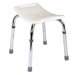 Oakwood Shower Stool
