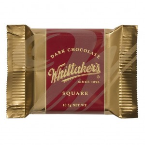 Whittakers Dark Chocolate Squares 300