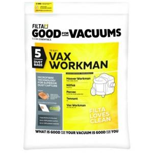 Tennant V6 Vacuum Bags (5)