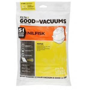 Nilfisk GM200-500 King Vacuum Bags (5)