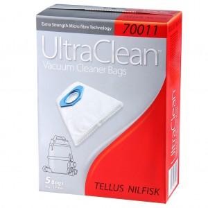 UltraClean Tellus Nilfisk GM80 GM90 5pk