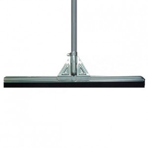 450mm Floor Squeegee With Steel Handle